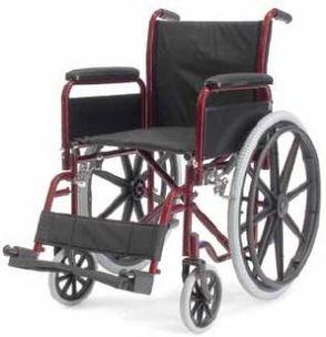 PR15785 Echo manual wheelchair