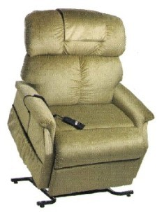 Lift recline chair