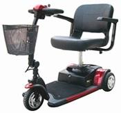 PR17967 Monarch Buzz Three Wheeled Scooter