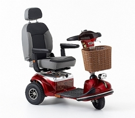 Shoprider 778HD Three Wheel Scooter