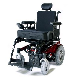 Powered Wheelchair - Quickie Groove 2.0