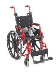 PR18201 Wallaby Paediatric Folding Wheelchair