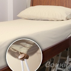 Conni Toggle Waterproof Mattress Protector