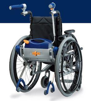 AAT V-Max Pushing and Braking Aid