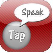 TapSpeak Button
