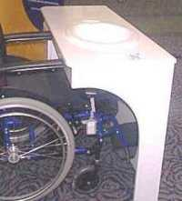 Central Access Accessible Basin