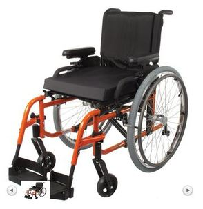 Quickie LXI manual wheelchair