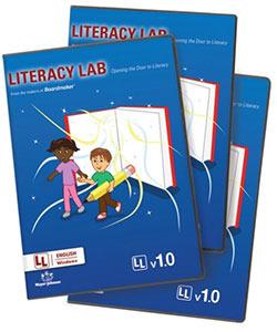 Literacy Lab CD