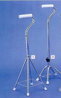 PR00798 Steel Quadrupod Sticks