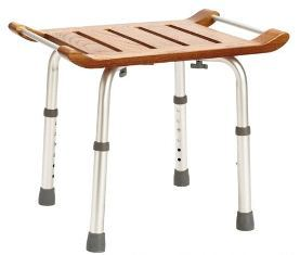Delta S14 Timber Shower Stool