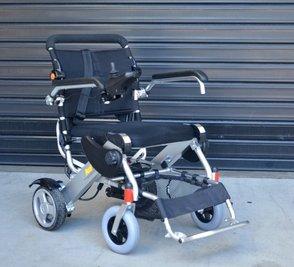 Companion folding Powered Wheelchair