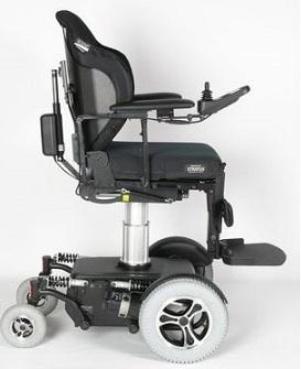 TA iQ Front Wheel Power Wheelchair
