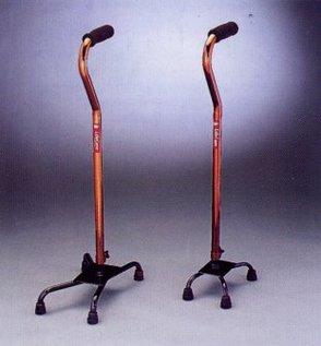 PR16191 Low Base Quad Sticks