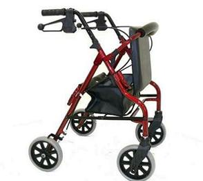 Redgum Pacer Aluminium Seat Walker