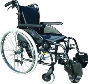 Merits L406 Manual Wheelchair