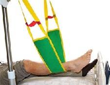 Sally Sling Leg Lifter Single Patient Use