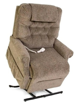 Pride LC-358XL Lift Chair - Latte