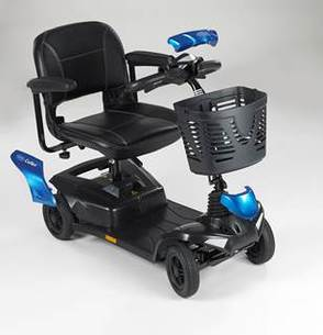 Invacare Colibri Four Wheeled Scooter