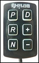 RB Systems RB-TG RB TapGear - keypad