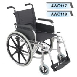 Freedom Healthcare Excel G3 Heavy Duty Wheelchair