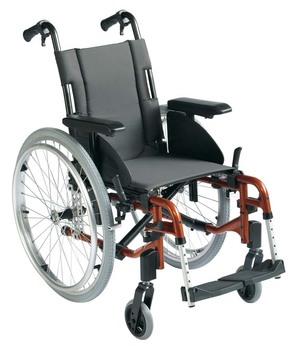 Invacare Action 3 Junior Manual Wheelchair