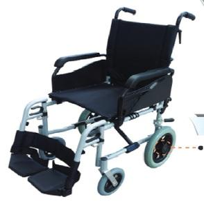 Freedom Healthcare Excel G3 Heavy Duty Transit Wheelchair