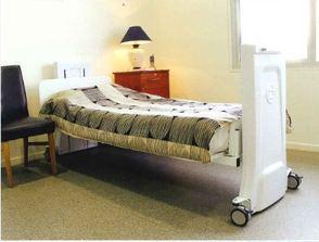 Deutscher Healthcare WMR Series Floorline Bed