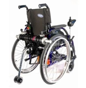 Light Drive Attachable Wheelchair Power Pack