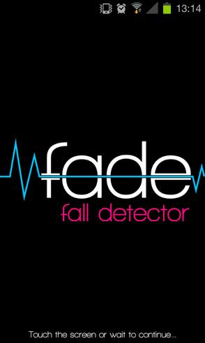 Fade: fall detector