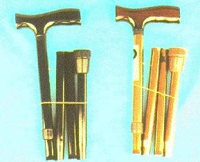 PR07594 PQUIP Adjustable Walking Sticks