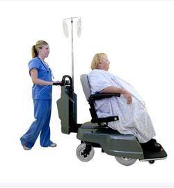 Amigo Escort 7.5 Patient Escort Mover