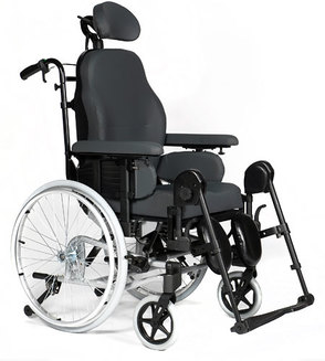 Breezy RelaX 2 Tilt-in-Space Manual Wheelchair