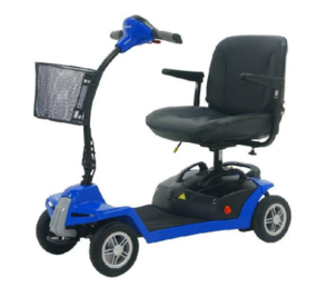 Shoprider Beauty QT8 Mobility Scooter