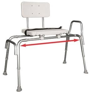 Active Medical sliding bath transfer bench