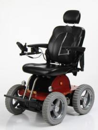 Observer Beach Special Edition 4x4 Powered Wheelchair