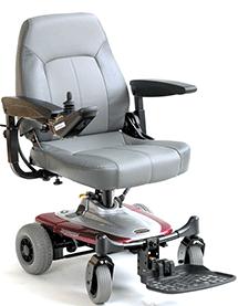 Shoprider Como Portable Powered Wheelchair