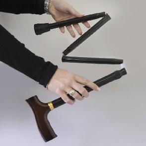PR01023 Making Life Easy - Folding Walking Stick