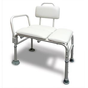 Better Living Bath Transfer Bench - padded