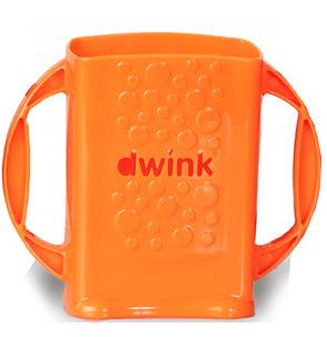 Dwink Box Drink Holder - orange