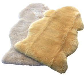 BetterLiving Sheepskin Rugs