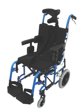 Fondlight Samore A3 Tilt-in-Space Manual Wheelchair
