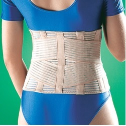 Oppo Sacral Lumbar Support (Rear View)