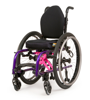 PR20322 Sunrise Medical Zippie XCape Manual Wheelchair