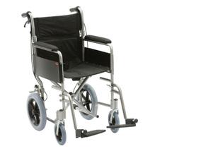 Drive Medical Lightweight Aluminium Transit Wheelchair- Transit