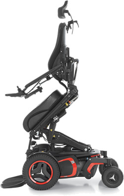 Permobil F5-Vertical Stand Power Wheelchair