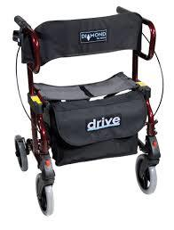 Drive Medical Diamond Deluxe Rollator