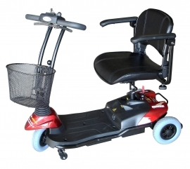 CTM HS 118 Mobility Scooter (side view)