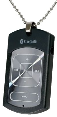CyberBlue Bluetooth with Neckloop