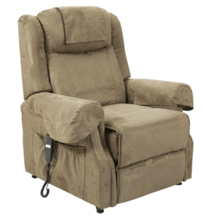 Drive Medical Serena Electric Lift Chair - standard back