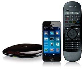 Logitech Harmony Companion Remote package